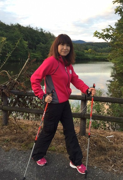 Nordic Walking Instructor and Tour Guide